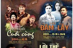Chùm kịch nói kỷ niệm 30 năm ngày mất của tác giả Quang Vũ