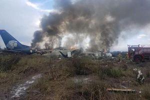 'Tiết lộ' nguyên nhân rơi máy bay tại Mexico khiến 85 người bị thương