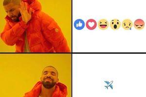 Hướng dẫn gửi biểu cảm máy bay 'addplanereact' đang hot nhất trên mạng hôm nay