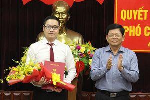 Đà Nẵng có thêm phó chánh Văn phòng Thành ủy