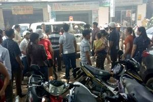 Nổ bình ga mini khiến 2 người bị thương nặng