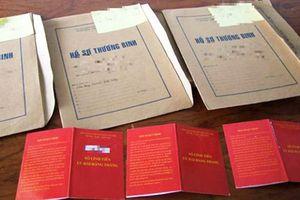 569 trường hợp ở Nghệ An giả mạo hồ sơ thương binh