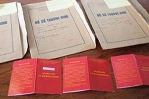 Nghệ An: Truy thu 100 tỷ đồng, cắt chế độ 569 người khai man hồ sơ 'thương binh'