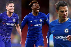 Đội hình dự kiến của Chelsea ở cuộc đọ sức với Arsenal