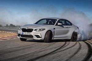 Trọn bộ ảnh BMW M2 Competition hoàn toàn mới