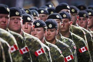 Lực lượng gìn giữ hòa bình Canada hoạt động trở lại sau hơn 1 thập kỷ