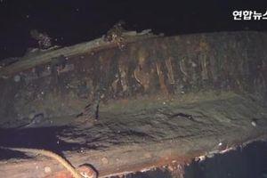 Quả báo công ty nói thấy tàu Nga chứa 200 tấn vàng