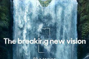 Oppo F9 tiếp tục lộ diện thông qua hai teaser mới toanh