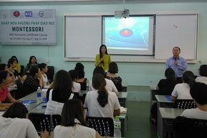 Khai giảng khóa học nhập môn phương pháp Giáo dục Montessori - Khóa 6