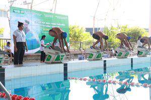 Khai mạc giải bơi học sinh thanh thiếu niên và nhi đồng toàn quốc