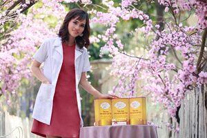Nữ dược sĩ Tùy Tâm và bí mật từ nhụy hoa nghệ tây