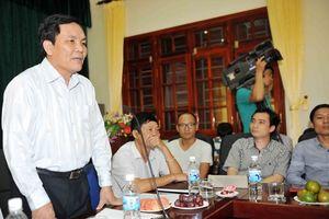 Ông Cấn Văn Nghĩa xin rút khi có lãnh đạo Bộ ra ứng cử chức chủ tịch VFF