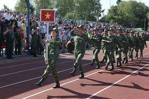 Army Games 2018: Đội Việt Nam giành vị trí thứ 3 thi đấu súng ngắn, nội dung Quân y