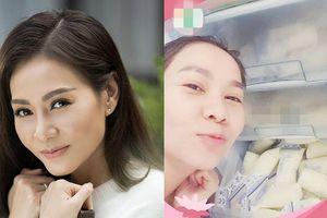 Bị lợi dụng quảng cáo thuốc lợi sữa, Thu Minh bức xúc: Quân bất nhân!
