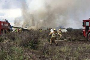 Tiết lộ chấn động của hành khách trong vụ rơi máy bay Mexico chở 101 người