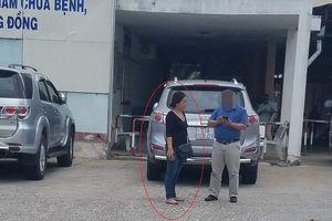 'Cò' xe cấp cứu lộng hành, lãnh đạo bệnh viện Bình Định nói 'không đuổi được'