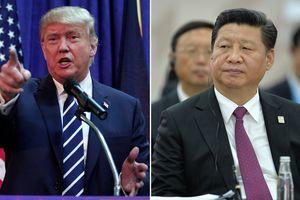 Tổng thống Trump chỉ thị áp gói thuế 25% lên 200 tỷ USD hàng hóa Trung Quốc