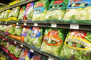 Mỹ khuyến cáo các sản phẩm salads, gỏi cuốn nhiễm ký sinh trùng đường ruột