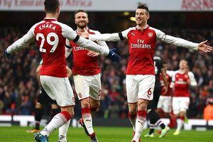 Lịch thi đấu bóng đá Premier League mùa giải 2018-2019 của CLB Arsenal