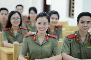 Điểm chuẩn Học viện An ninh nhân dân năm 2018