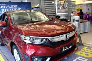 Hơn 10 nghìn người Ấn 'tranh nhau' mua chiếc ô tô chỉ 208 triệu của Honda