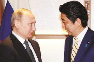 Nga - Nhật nỗ lực xây dựng lòng tin