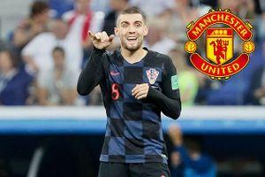 Vì Mourinho, sao Croatia quyết 'cạch mặt' M.U
