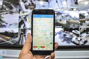 Hà Nội: Người dân có thể tránh tuyến đường ngập lụt bằng smartphone