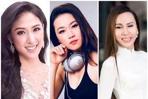Ngắm dàn thí sinh thi 'Hoa hậu Quý bà Việt Nam Thế giới'
