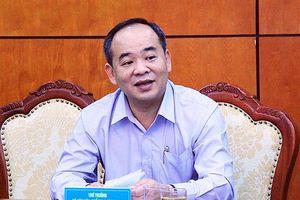 Thứ trưởng Bộ VH-TT&DL Lê Khánh Hải tranh cử Chủ tịch VFF