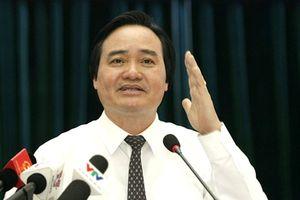 Bộ trưởng Phùng Xuân Nhạ thừa nhận ngành giáo dục còn nhiều hạn chế, yếu kém