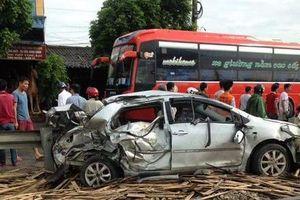 Tiết lộ nguyên nhân vụ tai nạn khiến 4 người thương vong ở Nam Định