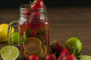 Chỉ với 1 ly nước detox thơm ngon cực dễ làm tại nhà, mỡ thừa dày đến mấy cũng 'biến mất' nhanh chóng