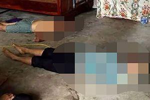 2 vợ chồng ở Thái Bình bị điện giật chết thương tâm
