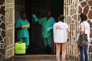 Lại bùng phát dịch bệnh Ebola ở Congo