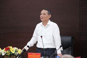 Bí thư Đà Nẵng: 'Công khai sổ đỏ, đừng sợ lộ tên ông này ông kia'