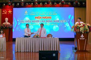 Công ty Thuốc lá Sài Gòn: Luôn quan tâm tới lợi ích người lao động