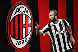Higuain đặt chân đến Milan, Bonucci trở lại Juventus?
