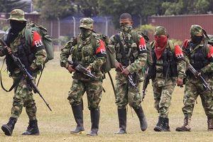 Colombia và nhóm vũ trang ELN chưa đạt được thỏa thuận ngừng bắn