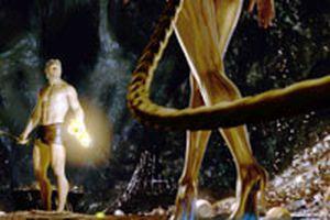 'Beowulf' dẫn đầu bảng xếp hạng doanh thu phòng vé