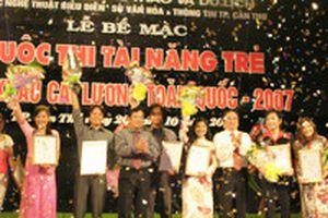 Ba giải A thuộc về Nhà hát cải lương Trần Hữu Trang