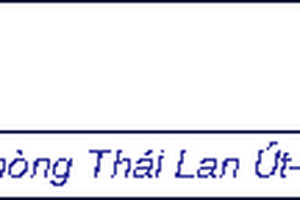 Tân Bộ trưởng Quốc phòng Thái Lan: Ưu tiên giải quyết vấn đề biên giới Thái Lan - Cam-pu-chia.