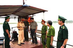 Trạm KSBP Bạch Đằng: Phối hợp đảm bảo an ninh trật tự, an toàn giao thông