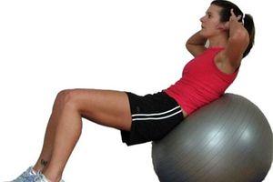 7 động tác thể dục cho vòng eo thon