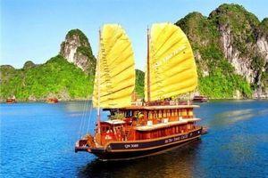 37.000 du khách tham quan vịnh Hạ Long