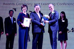 DHL Express đoạt giải 'Nhà tuyển dụng tốt nhất' khu vực Châu Á – Thái Bình Dương