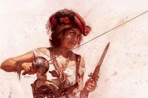 Hai nữ cướp biển chuyên săn lùng 'của quý' đàn ông
