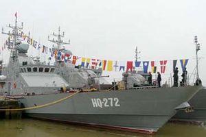 Điểm mặt các tàu chiến do Việt Nam tự đóng