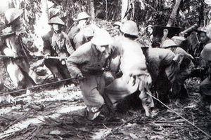 Ở chiến trường Điện Biên Phủ