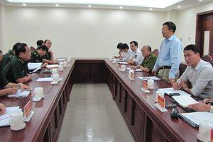 Văn phòng Ban Chỉ đạo 389 Quốc gia làm việc với BĐBP